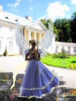 Princess Serenity by LoveSenshi