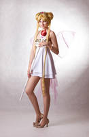 Sailor Serenity by LoveSenshi