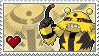 Electivire Stamp by Porygon-Z