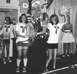 Cheerleading Girls by flyright