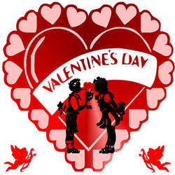 :Happy Valentine's Day: by flyright