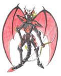 Dragonoid by BlackTerrorsaur