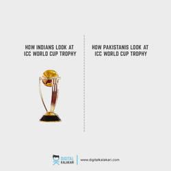 ICC World Cup   India vs Pakistan by digitalkalakari