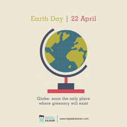 Earth Day   Poster Design by digitalkalakari