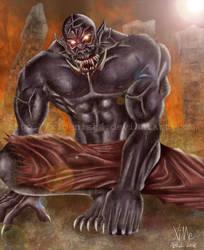 Monstruo by XimeniSHA
