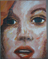 Marilyn Monroe by DavidBuckman