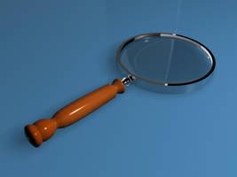 Magnifying Glass by faizansari90