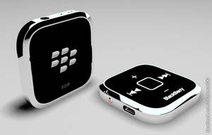 BlackBerry MP3 Player by faizansari90