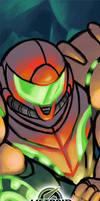 Metroid 25th by jofamo