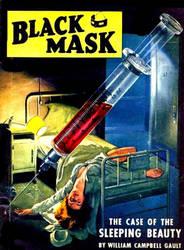 Black Mask Magazine by peterpulp