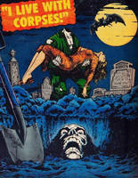 I Live With Corpses by peterpulp