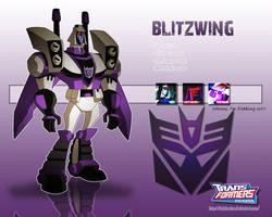Blitzwing wallpaper purple v. by LadyBeelze