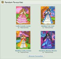 Random Favorites - LLL by DyanaRoseJill