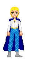 Prince Strongheart by DyanaRoseJill