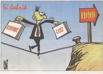 Krisis Moneter 1998 by toniart57