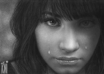 Demi Lovato by toniart57