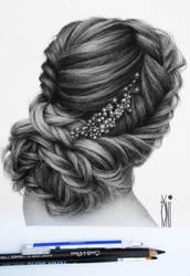 beautifull hair by toniart57