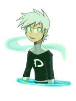 My Hero Academia Danny by AgentSkull