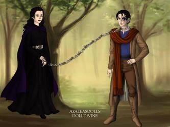 Arthur is fond of the boy, he could prove useful by merthurandbeatles
