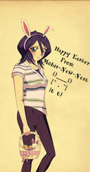 Have a Safe and Happy Easter Everyone. by Mobis-New-Nest