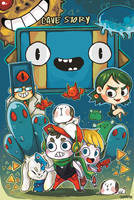 Cave Story by ohmonah