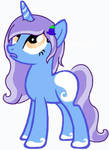 .:Contest Prize: Custom:. Blue Bell by Daddys-Girl1997