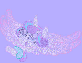 .:MLP Art:. Princess Flurry Heart by Daddys-Girl1997