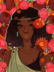 Persephone by Sannanai