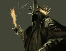 Witch King by xX-Convex-Xx