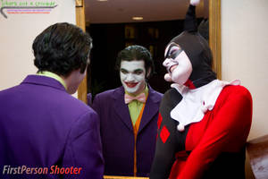 Maniacal Admiration by JokersGotACrowbar