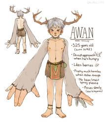 Awan by buffel0305
