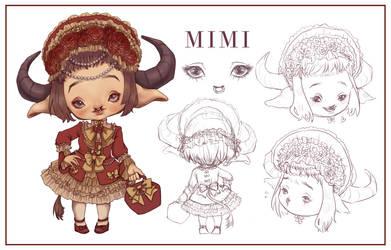 Mimi by buffel0305