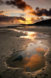 Cornwall Evening by midlander1231