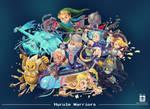 Warriors for Hyrule by Guigo2112
