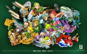 Legends of Hyrule by Guigo2112