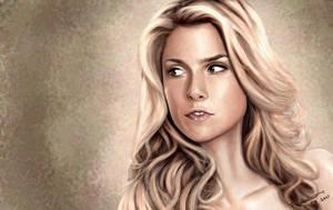 Niki-Jessica Sanders by darefron