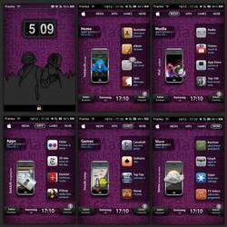 iPod December Screenshot by FrankaKo