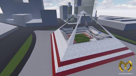 Pyramid Stadium 1 by hamadahere