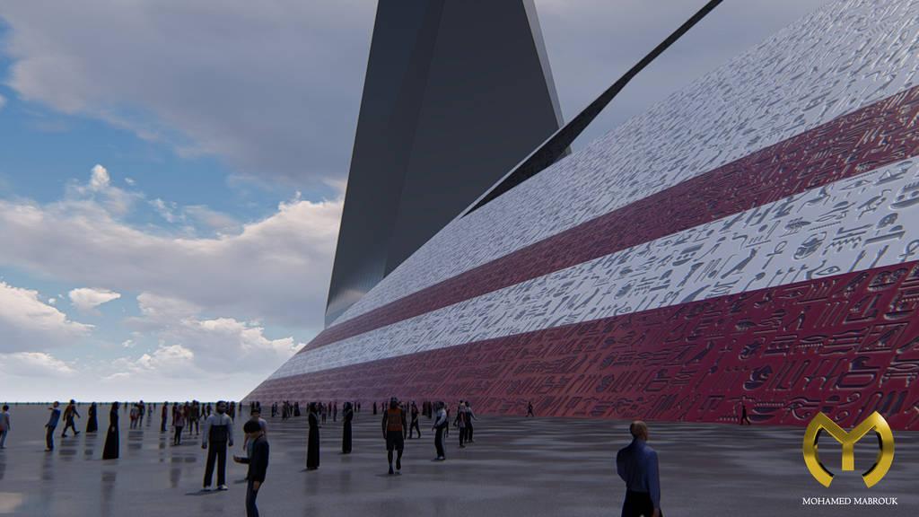Pyramid Stadium 3 by hamadahere