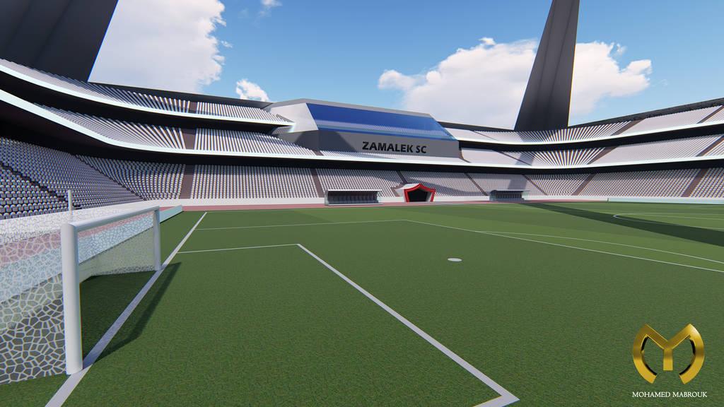 Pyramid Stadium 4 by hamadahere