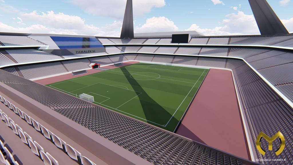 Pyramid Stadium 5 by hamadahere