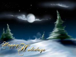 Christmas in November by PIXEL-Of-DOOM