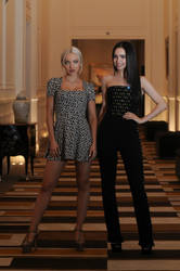 Dove Cameron Lured to Master by Sofia by hypnospects