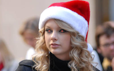 Tis the Season to get Sleepy: Taylor Swift by hypnospects