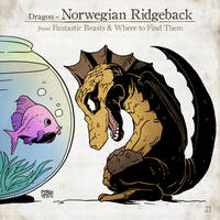 Norwegian Ridgeback by SzokeKissMarton