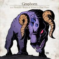 Graphorn by SzokeKissMarton