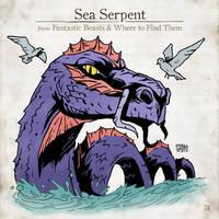 Sea Serpent by SzokeKissMarton