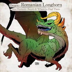 Romanian Longhorn by SzokeKissMarton