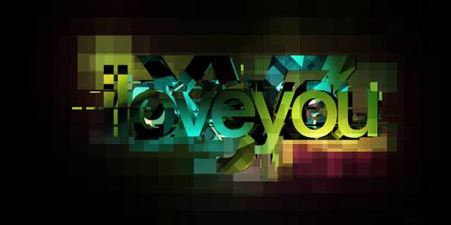 iloveyou by Fratey
