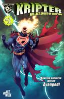 KRIPTER The last Spirit of Krypton by OZartwork